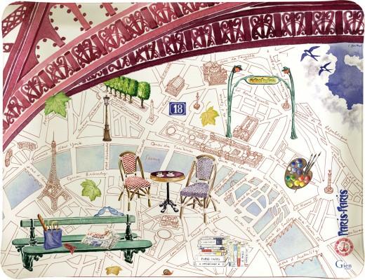 GIEN 8009PPGMPL Paris.Paris Оригинал.
