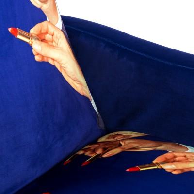 SELETTI 16082 Armchair Lipstick Оригинал.