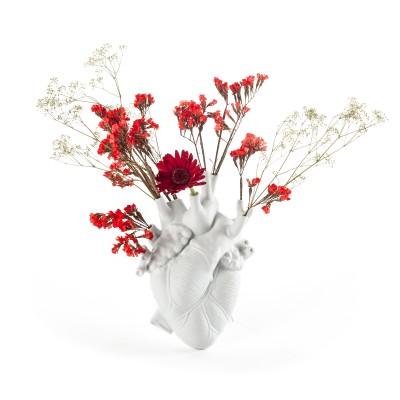 SELETTI 09920 Love in Bloom Vase Оригинал.
