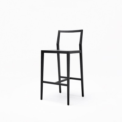 Mint High Stool Ghost M1103