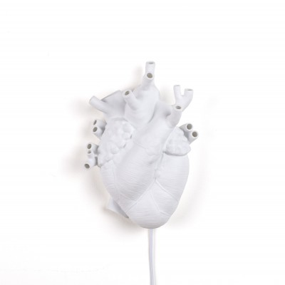 SELETTI 09925 Heart Lamp Оригинал.