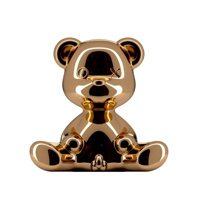 Qeeboo 24002CO-M TEDDY BOY LAMP METAL FINISH COPPER