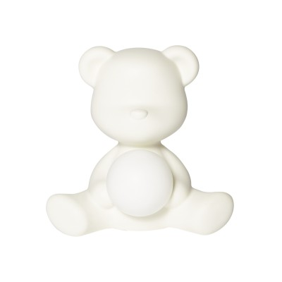 Qeeboo TEDDY GIRL RECHARGEABLE LAMP