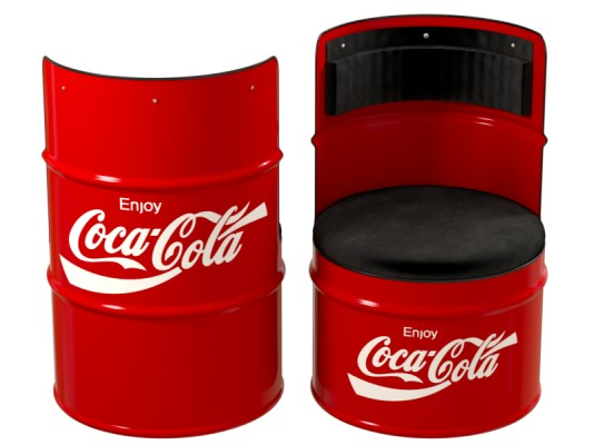 "STARBARREL ""Coca-Cola"""