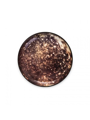 SELETTI 10821 Cosmic Diner Callisto Fruit/Dessert Plate Оригинал.