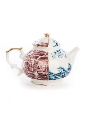 SELETTI 09747 Hybrid Teapot Smeraldina Оригинал.