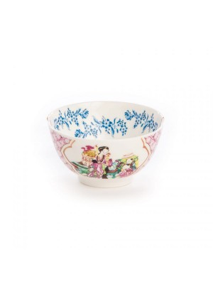 SELETTI 09754 Hybrid Fruit Bowl Cloe Оригинал.