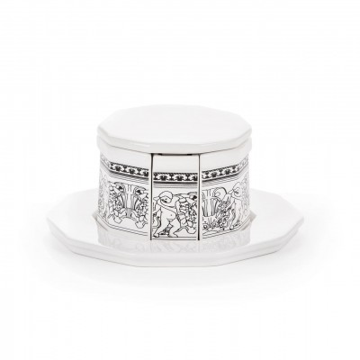 SELETTI 10594 Palace-fontana salt and pepper Оригинал.