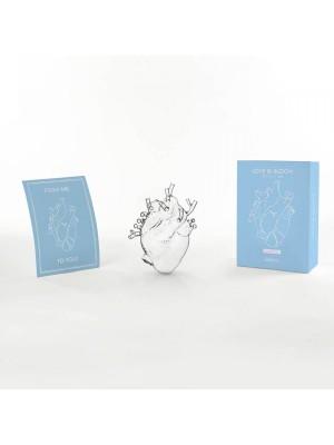 SELETTI 09922 Love in Bloom Glass Оригинал.