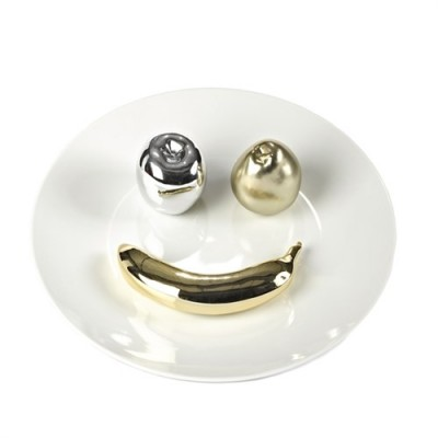 POLS POTTEN 230-210-066 PLATE FRUIT SMILE ОРИГИНАЛ.