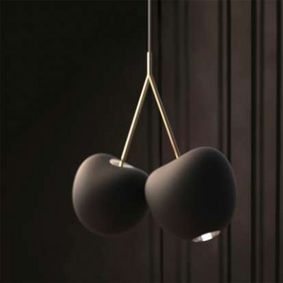 QEEBOO 20001BL-O CHERRY LAMP Black MATTE ОРИГИНАЛ.
