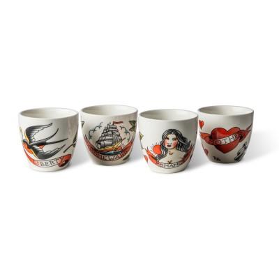 POLS POTTEN 230-400-528 Cups Tattoo 4