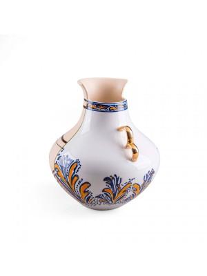 SELETTI 09191 Hybrid Vase Nazca Оригинал.