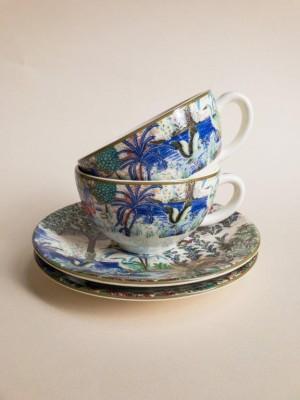 GIEN 18532PTA01 2 Breakfast Cups Оригинал