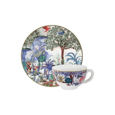GIEN 18532PTH01 2 Tea CUPS ОРИГИНАЛ
